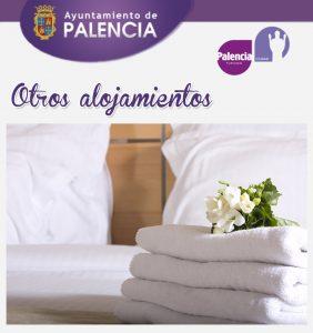 Otros alojamientos en Palencia