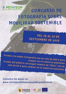 CONCURSO DE FOTOGRAFÍA SOBRE MOVILIDAD SOSTENIBLE