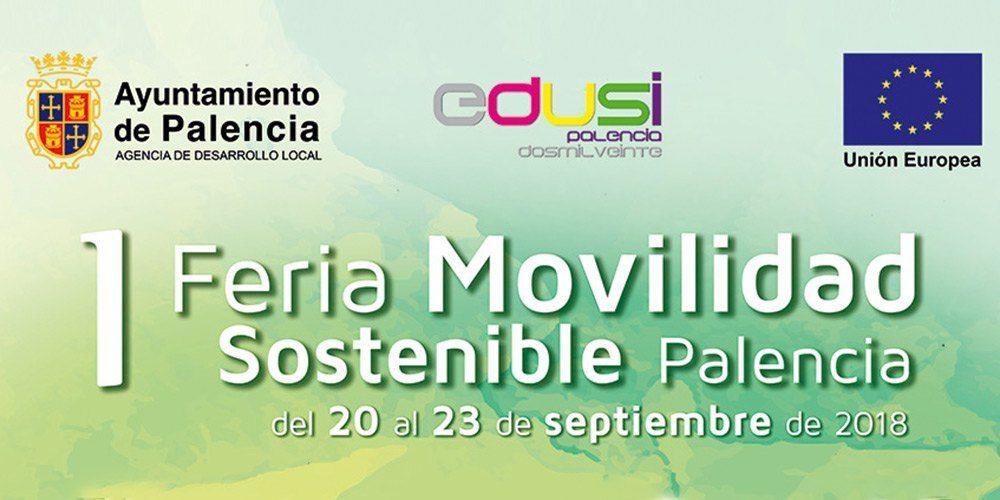 MOVISOP – Feria de Movilidad Sostenible en Palencia